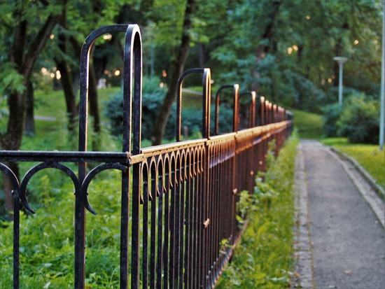 wrought iron fencing mckinney tx