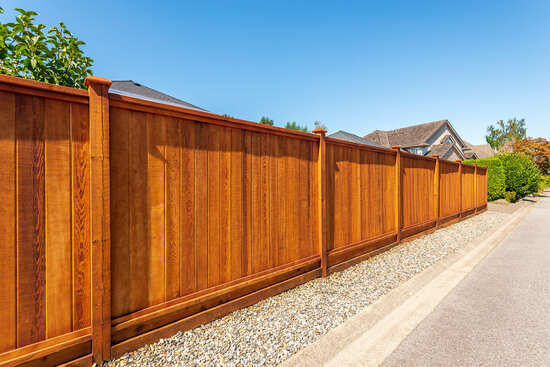 cedar privacy fence dfw