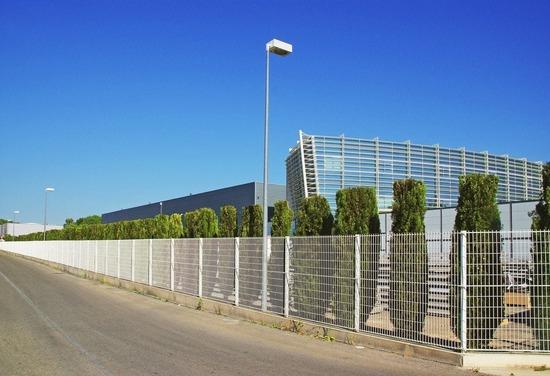 steel fencing near me