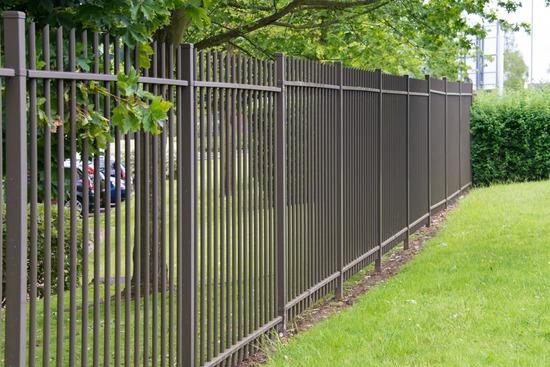 metal fence near me