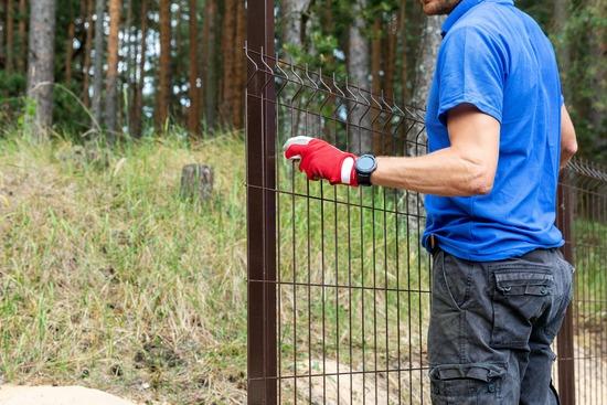 fence installation mckinney tx