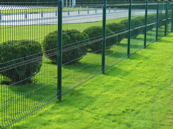 metal mesh fencing in mckinney