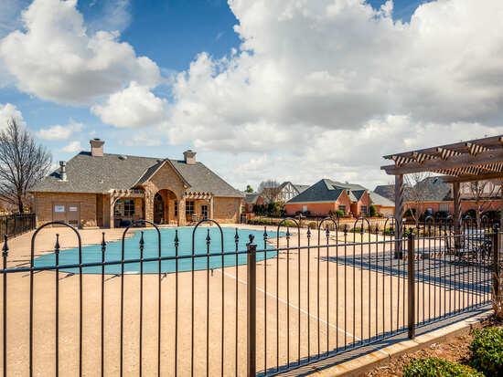 metal pool fence dallas texas