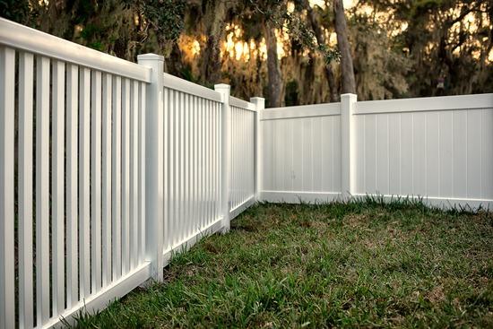 vinyl fencing in mckinney texas