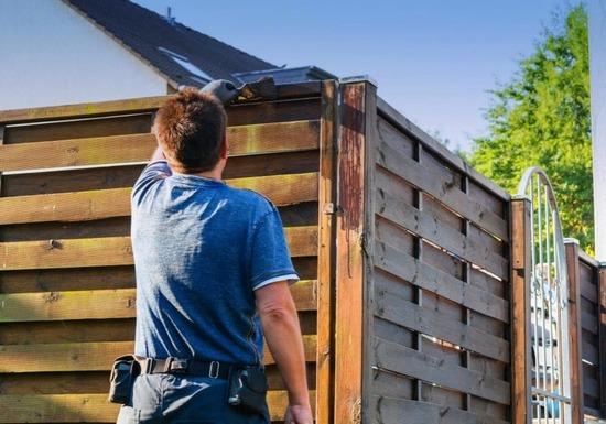 fence repair dfw