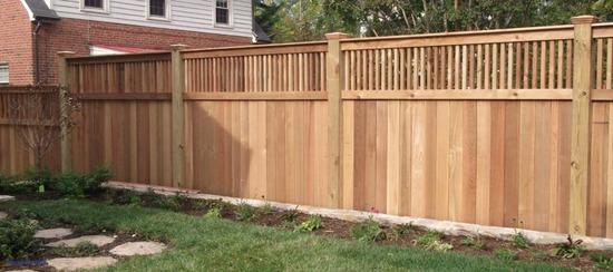 wood fence installation mckinney tx